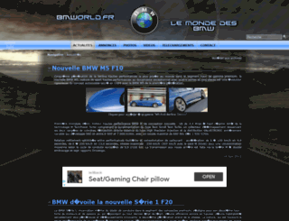 bmworld.fr screenshot
