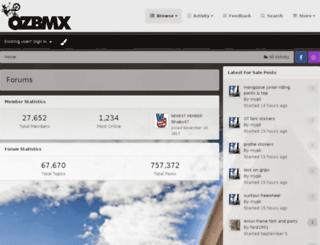 bmxmuseum.com.au screenshot