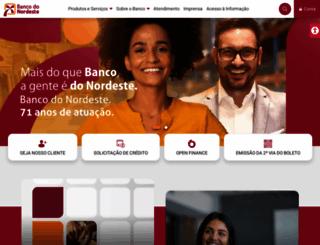 bnb.gov.br screenshot