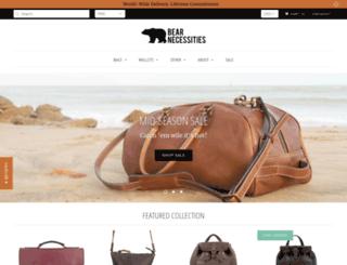 bnbags.com screenshot