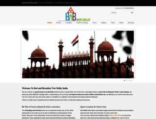 bnbnewdelhi.com screenshot