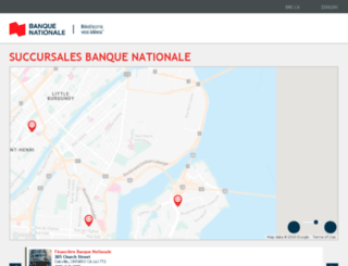bnc.mapanswer.com screenshot