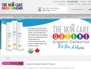 bncosmetics.com screenshot