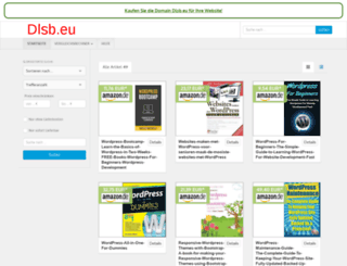 bndicte.dlsb.eu screenshot