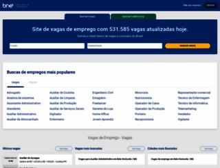 bne.com.br screenshot