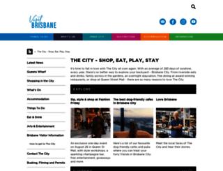bnecity.com.au screenshot