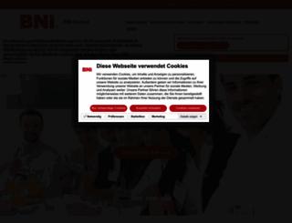 bni-so.de screenshot
