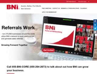 bniaustin.com screenshot