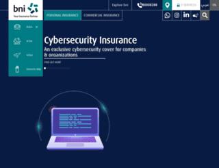 bnidirect.com screenshot