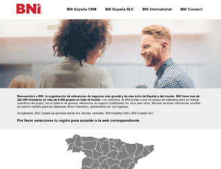 bniespana.com screenshot
