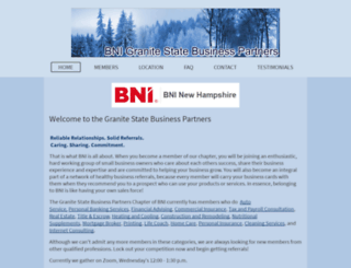 bnigsbp.com screenshot