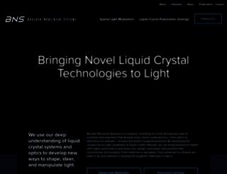 bnonlinear.com screenshot