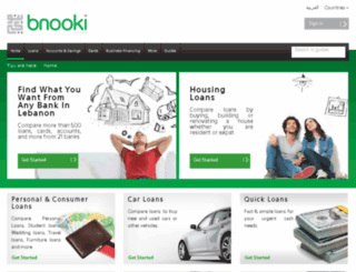 bnooki.com screenshot