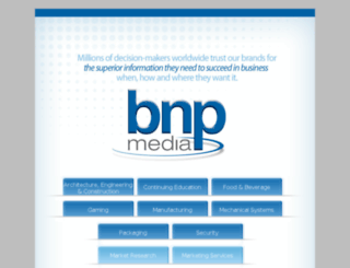 bnp.com screenshot