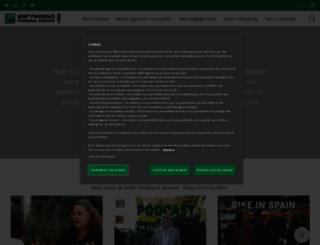bnpparibas-pf.com screenshot