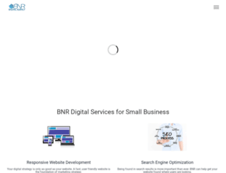 bnrbranding.com screenshot