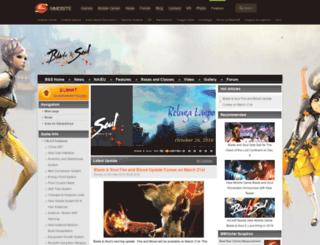 bns.mmosite.com screenshot