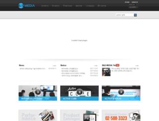 bnsmedia.co.kr screenshot