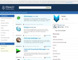 bo.filewon.com screenshot