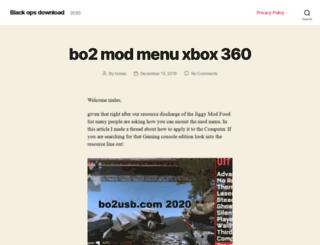 bo2usb.com screenshot
