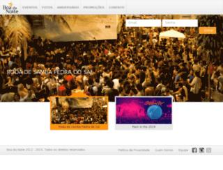 boadanoite.net screenshot