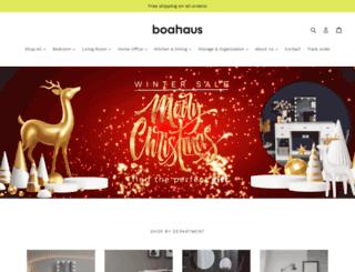 boahaus.com screenshot