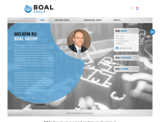 boalgroup.com screenshot