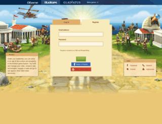 board.ikariam.cz screenshot
