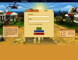 board.ikariam.lt screenshot