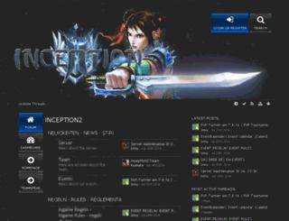 board.inc2.net screenshot