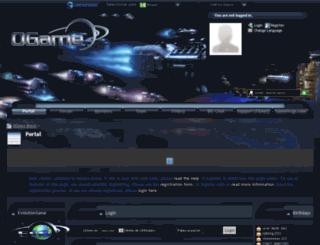 board.ogame.com.br screenshot