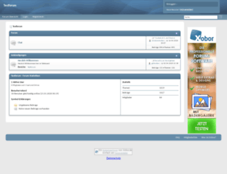 board.talk4um.de screenshot