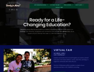 boardingschools.com screenshot