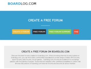 boardlog.com screenshot