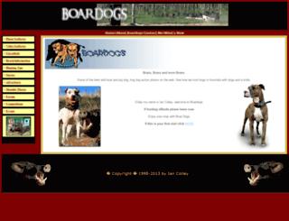 boardogs.com screenshot