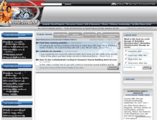 boards.elitefitness.com screenshot