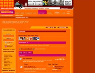 boards.gomod.com screenshot