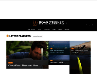 boardseekermag.com screenshot