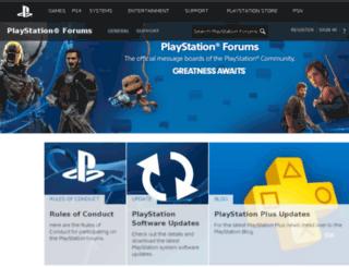 boardsus.playstation.com screenshot