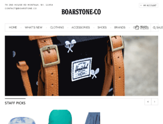 boarstone.co screenshot
