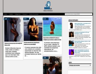 boas.pt screenshot