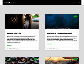 boat-world.com screenshot