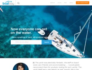 boatbay.com screenshot