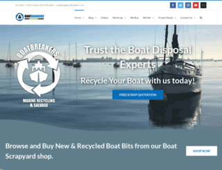 boatbreakers.com screenshot