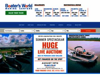 boatersworld.com screenshot