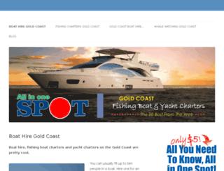 boathiregoldcoasts.com screenshot