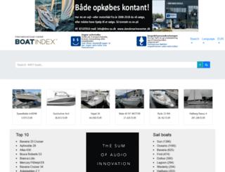 boatindex.de screenshot