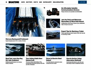 boatingmag.com screenshot