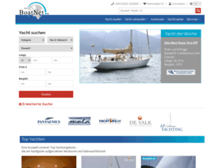 boatnet.de screenshot