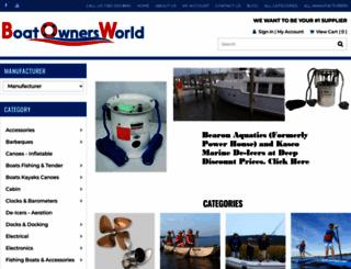 boatowners.com screenshot